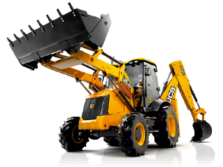<p>Backhoe Loader JCB X3</p>